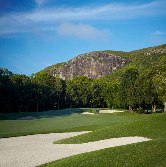 Places to tee off   Palmer Coolum Resort, Sunshine Coast