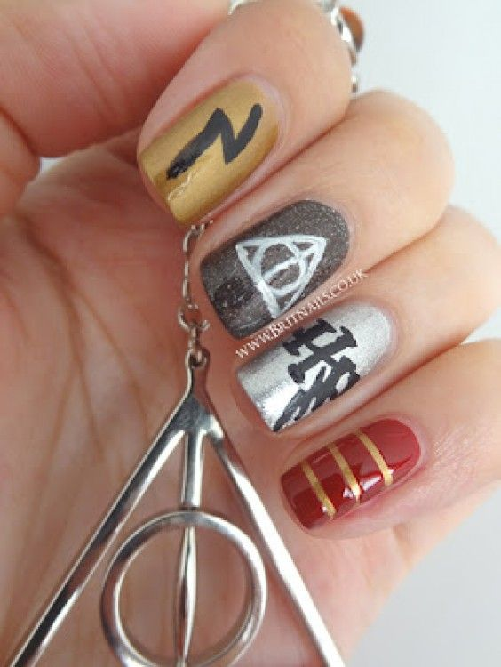 15 best Nail Art images on Pinterest | Nail art ideas, Nail design ...