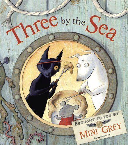 Three by the Sea:Amazon:Books