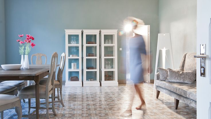 VIA: Mosaikfliesen, Zementfliesen, Kreidefarbe, Terrazzoplatten-Bild-2