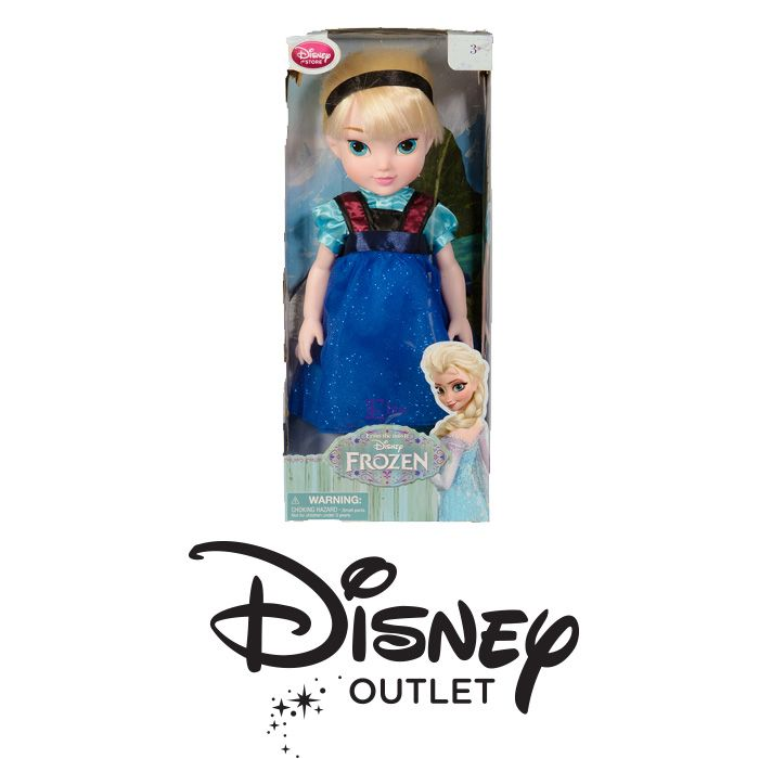 Frozon Doll from The Disney Store