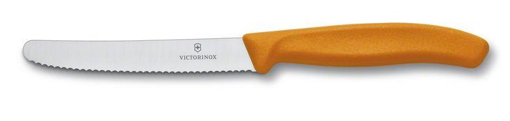 VICTORINOX COLTELLO TAVOLA ONDULATO ARANCIONE http://www.decariashop.it/victorinox-coltelleria-cucina/18514-victorinox-coltello-tavola-ondulato-arancione.html