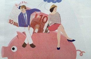 Duet relatiebemiddeling - Jouw geld, mijn geld, ons geld