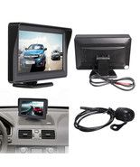 4.3Inch TFT LCD Car Rear View Monitor+Night Vis... - $34.99