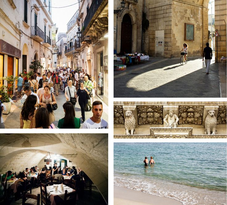 """Stroll past churches, take a midday break at the beach and sip a glass of regional wine in the """"Florence of the South."""""""