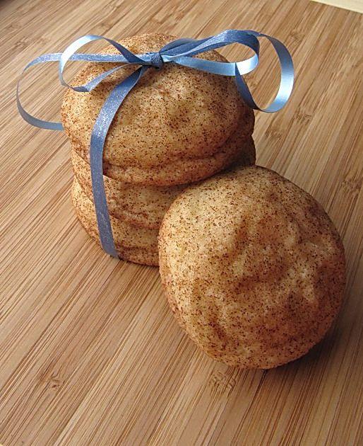 Martha Stewart's Snickerdoodle Cookies
