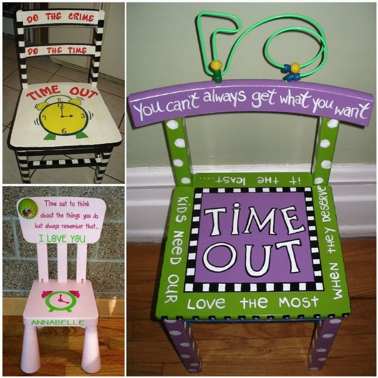 Time Out Stools