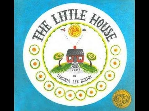 THE LITTLE HOUSE Children's Audio Book Read Aloud, written by Virginia Lee Burton - YouTube