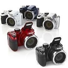 """Kodak PixPro 16MP 36X Zoom 3"""" LCD SLR-Style Camera"""