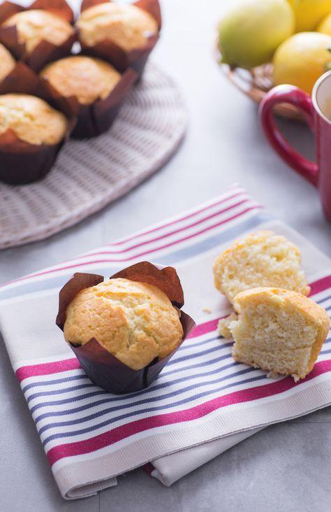 American muffin: super soffici, super golosi. Perfetti per colazioni e merende! [American muffin]