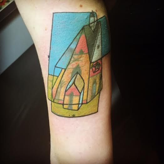 FYeahTattoos.com — Building Nothing Out of Something//Modest Mouse ...