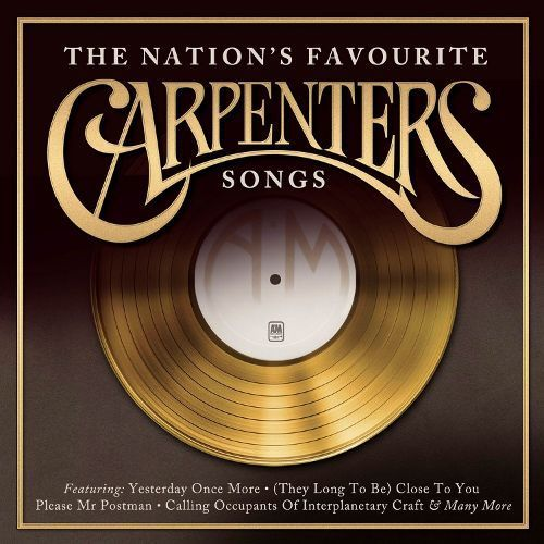 The Nation's Favourite Carpenters Songs [CD]