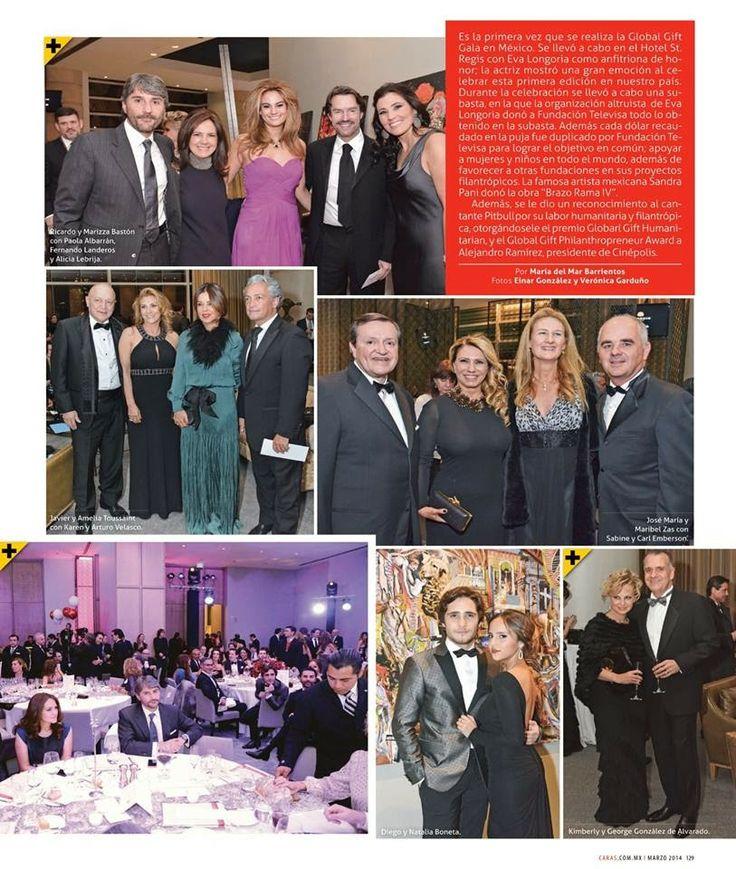 Diego Boneta Group: [SCANS] Diego Boneta en la revista CARAS (Marzo 20...