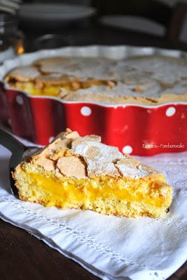 "Torta ""Savoiardo"" allo zabaione"