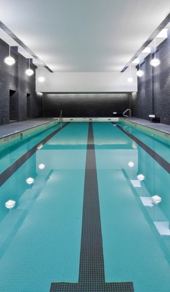 The 75 Ft Swimming Pool At Aldyn   One Of The Best In A New