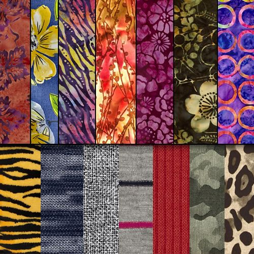 Download FREE Seamless Fabric Textures Pack. Beautiful Tileable Fabric Material Textures for 3D Clothes & Cloth. Camouflage, Floral, Tiger, Knit, Burlap..