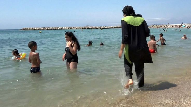 French mayor bans burkinis from beaches