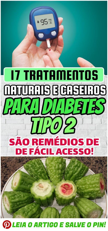 Conheca Os 17 Tratamentos Naturais E Caseiros Para Diabetes Tipo 2