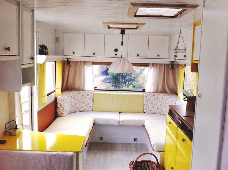 53 Best Images About Caravan Renovation On Pinterest Shabby Chic Campers Campers And Caravan