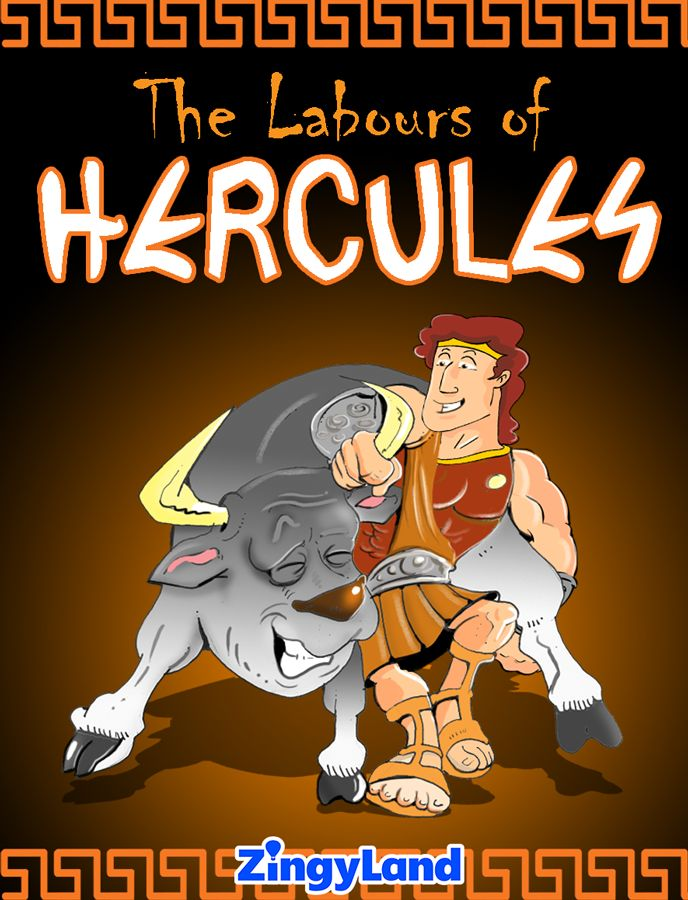 The Labours of Hercules https://www.youtube.com/watch?v=L-8G3aHsRcg