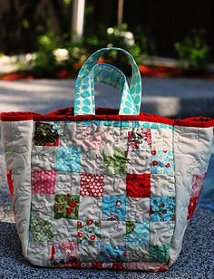 quilted totec