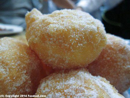 Chinese Sugar Egg Puffs Recipe cakepins.com