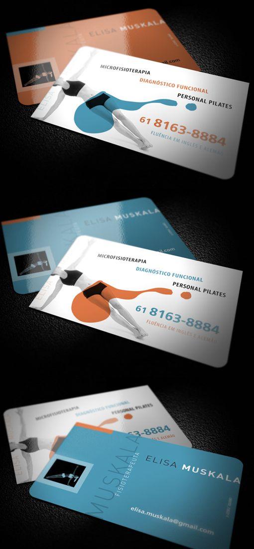 153 best Business Card Design images on Pinterest | Business card ...