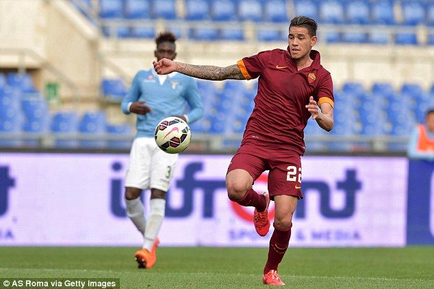 Tottenham have opened talks with Roma over an £11.5million deal for striker Antonio Sanabria