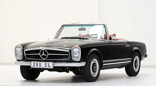 Mercedes Benz SL #MercedesBenzofHuntValley