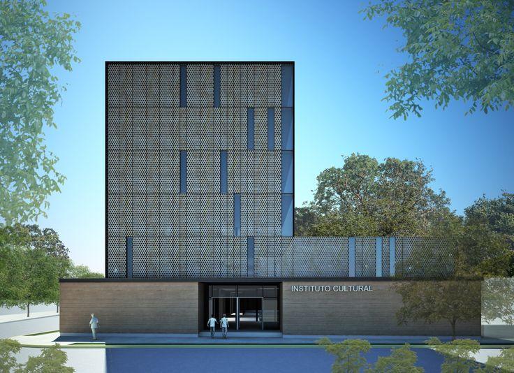 Consistorial Linares / Linares CHILE / PLAN Arquitectos www.planarquitectos.cl