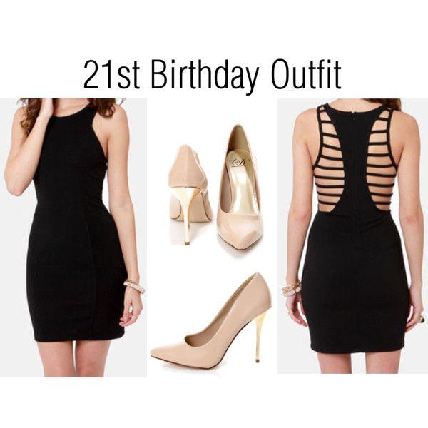 21st Birthday Outfit