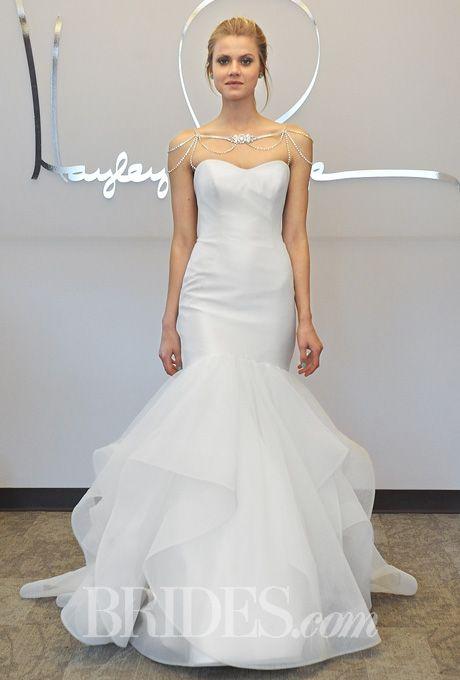 Blush Wedding Dress Petite : Wedding ideas gown trumpet dresses dress