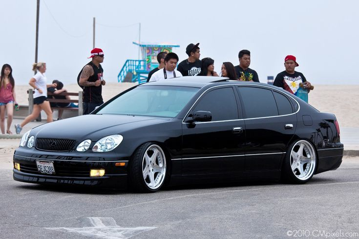 Lexus GS300 on Leon Orden Hardiritt Wheels
