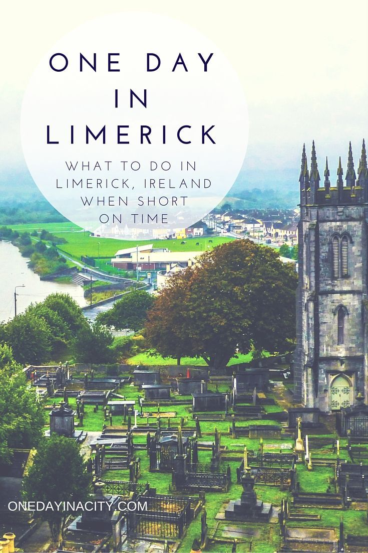 Traveling to the west side of Ireland? It's more than tiny villages and dramatic cliffs. Here's why you should spend at least a day in the city of Limerick and what to do while there.