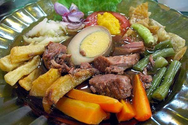 resep makanan Timlo Solo
