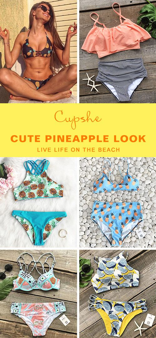 Dress up for incoming Easter Day! Short shipping time! This trendy & cute printing swimwear is just what you need! It's an easy piece to layer and automatically look fashion forward! Get some in packing lists for beach trip.