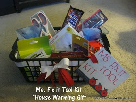 DIY ... Housewarming Gift for Her (but can be made for him too)
