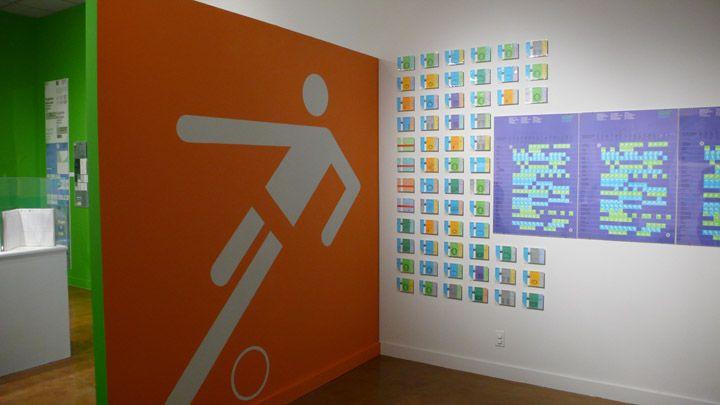 """Spiele"" – Otl Aicher's Olympic Graphic Design by Joe Miller's Company: Design Exhibitions, Crew Design, Design Inspiration, Otl Aicher Munich 1972 Jpg, Aicher Design, Graphics Design, 1972 Munich, Design Guidelines, Design Stuff"