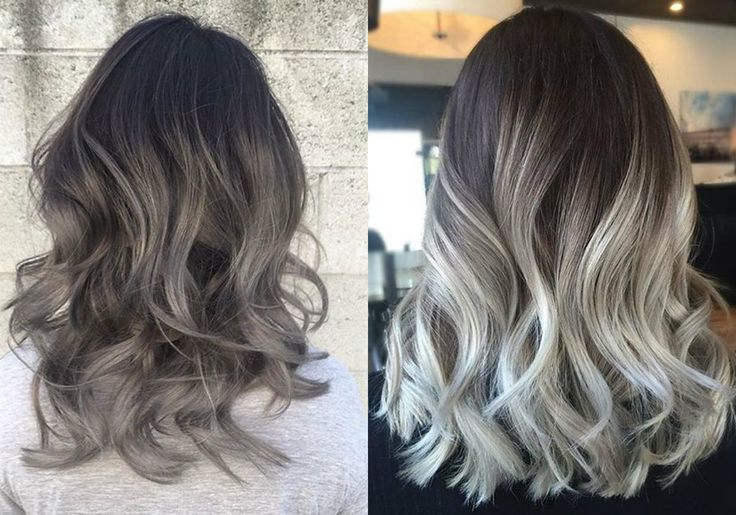 1000+ Ideas About Grey Hair Dyes On Pinterest