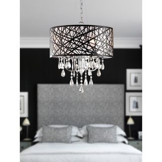 Black Bedroom Chandelier best 20+ chandelier for bedroom ideas on pinterest | apartment