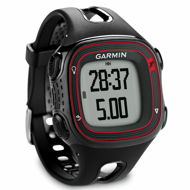 Kerstcadeau tip mannen: Garmin Forerunner 10 USB - sporthorloge met GPS!
