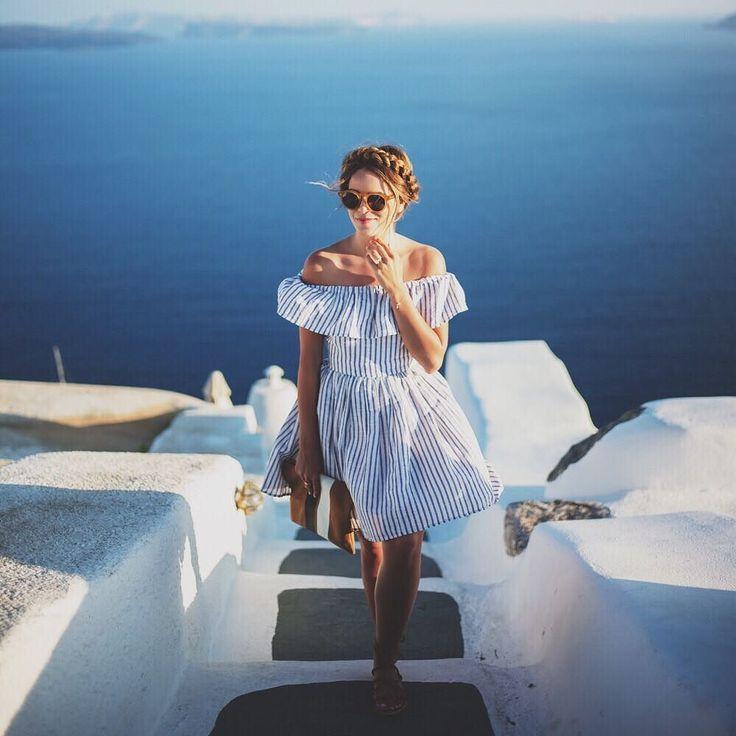 24 Best Fashion Images On Pinterest Greek Isles Beaches