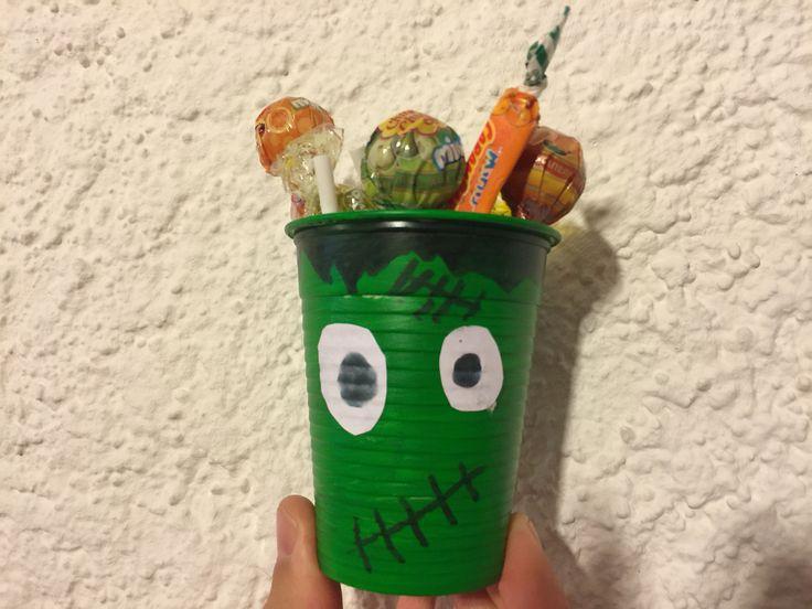 Les 45 meilleures images propos de bricolage halloween enfants sur pinterest ballon d 39 or Bricolage maternelle halloween