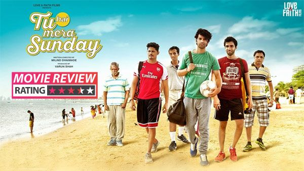 Tu Hai Mera Sunday movie review: Barun Sobti-Shahana Goswami's film is like an easy-breezy walk down the beach #FansnStars