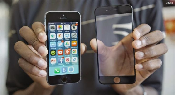 freelance80 free your space: iPhone 6 ed il suo indistruttibile vetro in zaffir...