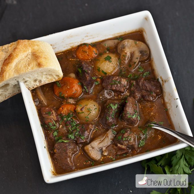 Tuscan Style Beef Stew - Chew Out Loud#more-9707#more-9707