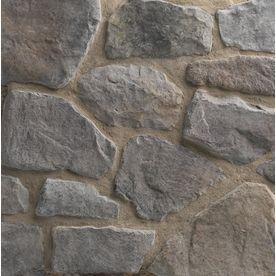 ply gem stone 10sq ft hampton fieldstone stone veneer - Faux Stone Veneer