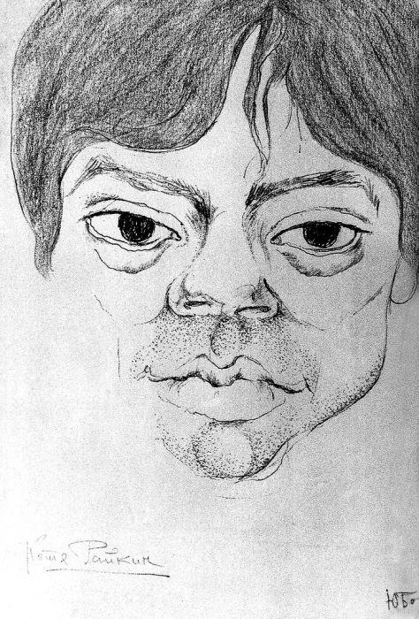 (+2) Несостоявшаяся выставка: 30 дружеских портретов-шаржев, созданных талантливым актёром Юрием Богатырёвым