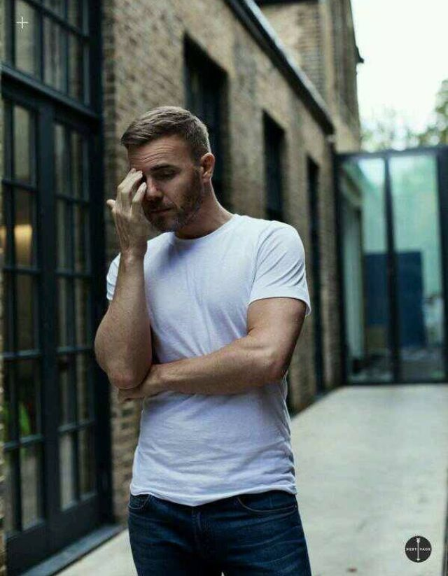 Gary Barlow for @Sofie Helsted Helsted Helsted K