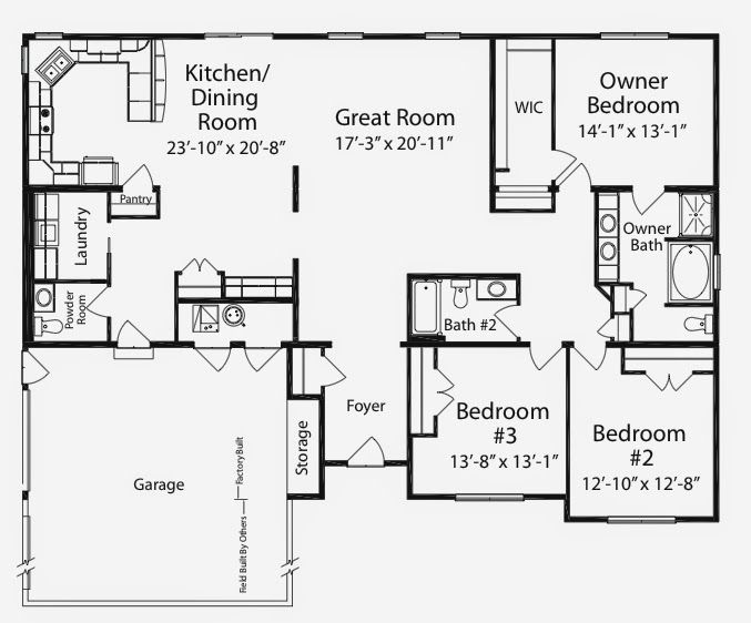 3bedroom Wheelchair Accessible House Plans Universal Design For Accessible Homes Accessible House Plans Accessible House House Plans